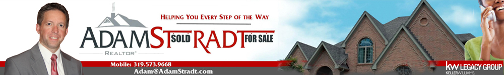 Contact Adam Stradt Cedar Rapids REALTOR®.